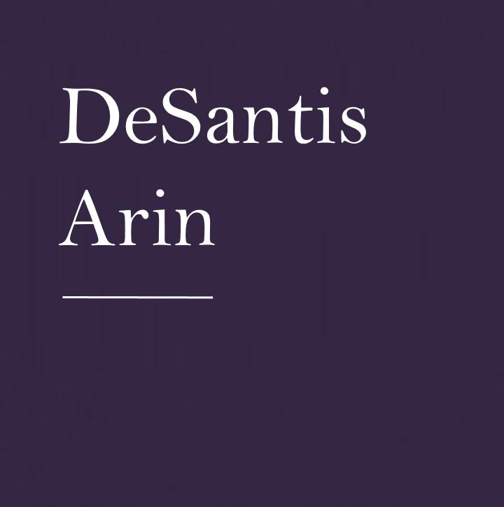 DeSantis Arin's Company logo