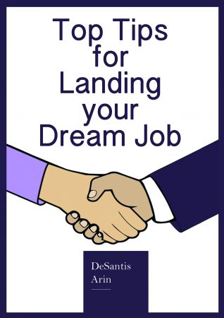 Top Tips for Landing your Dream Job